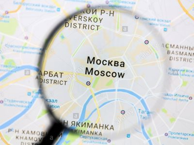 moscow-on-google-maps-under-a-magnifying-glass-moscow-is-the-capital-HY5HHY