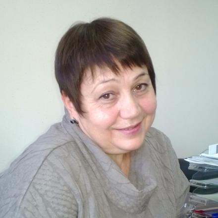 Lyudmila Degtyareva