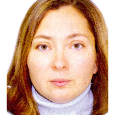Ekaterina Suvorina