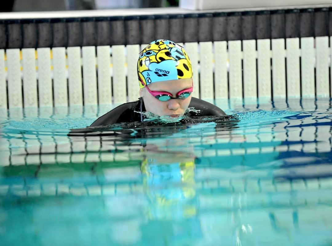 Tatiana Korzhenevskaya to set the new freediving record