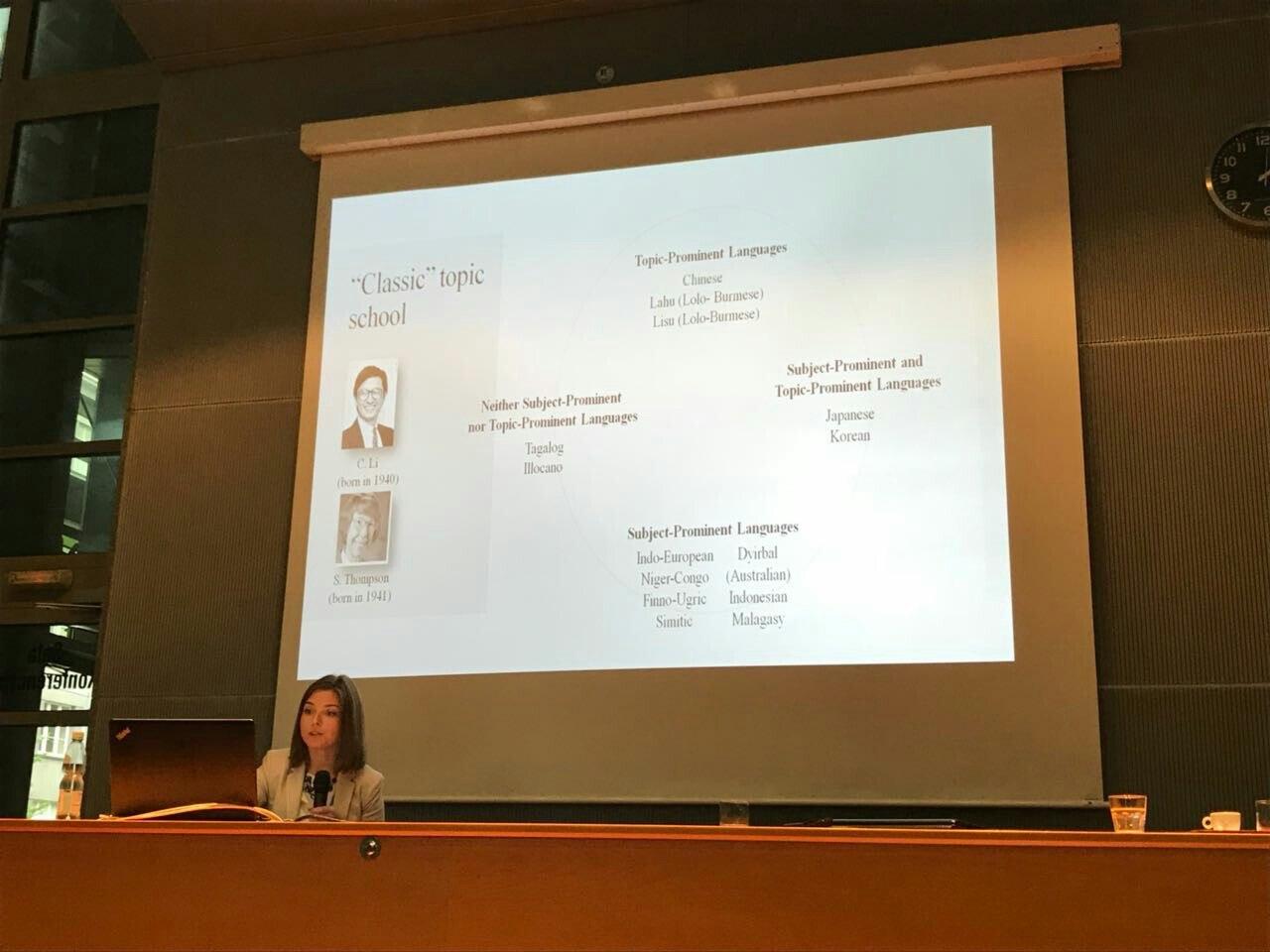 MCU Delegation at Research Seminar in Krakow