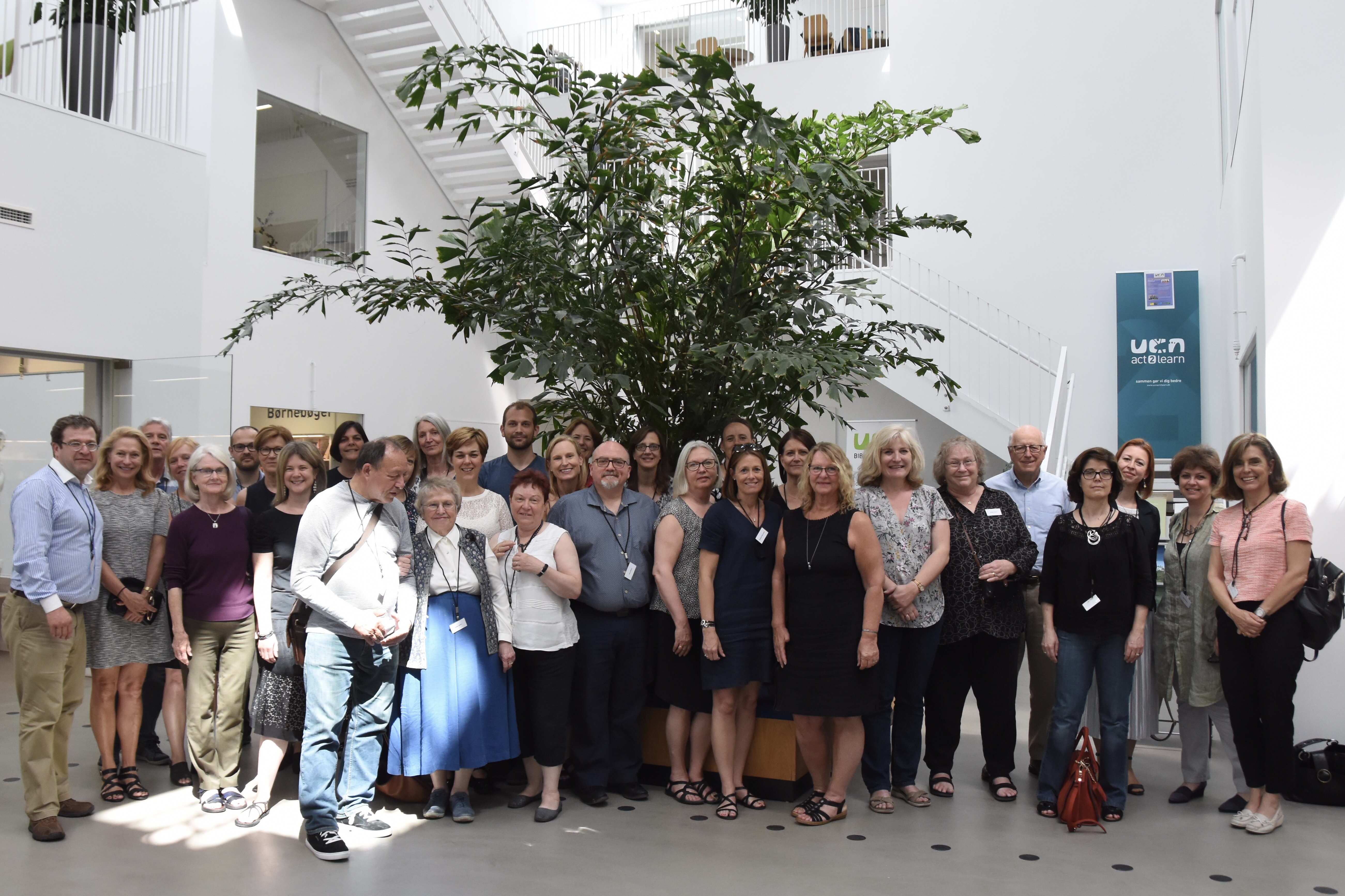Summary of the XX International Conference on ECERS and further plans
