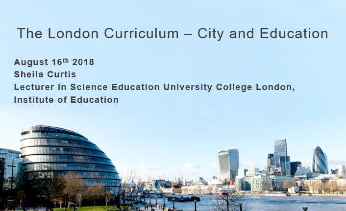 London Curriculum: City and Education