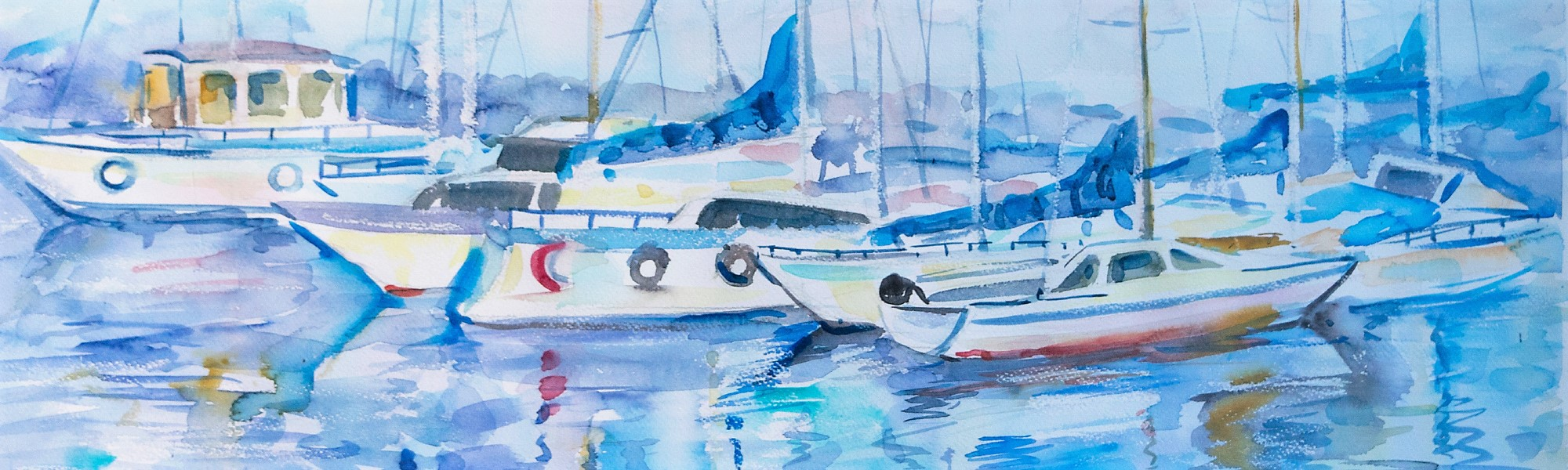 Art Exhibition of MCU's Professor Maria Semyonova