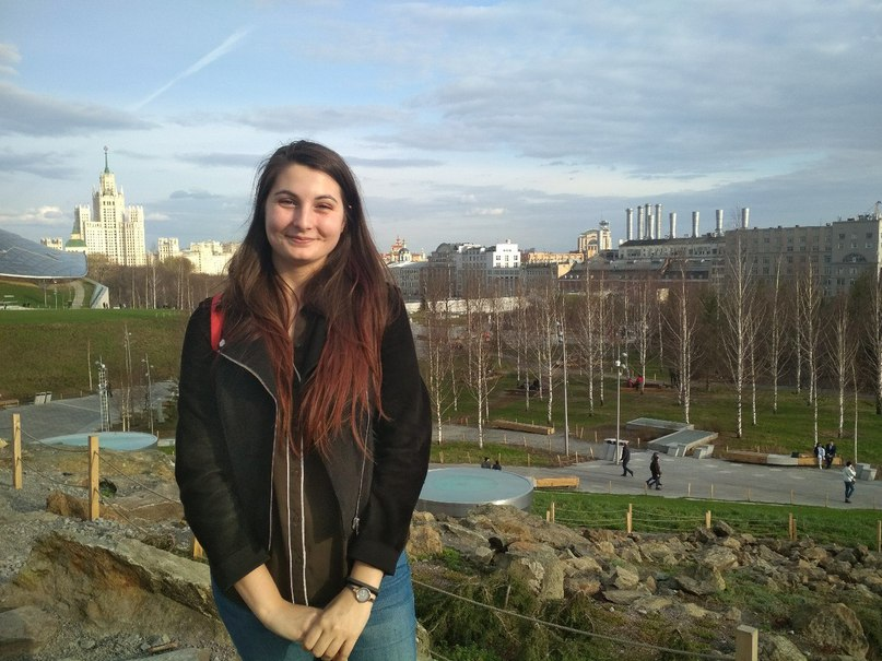 Dima Genova, a student from Bulgaria, about MCU