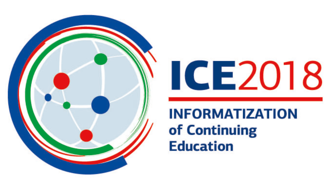 MCU at the International Conference 'Informatization of Continuing Education ICE 2018'