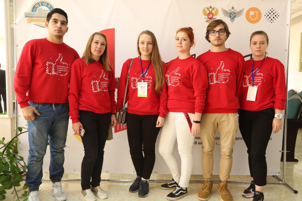 The MCU students' project scoring TOP-5 at the Hackfest in Grozny