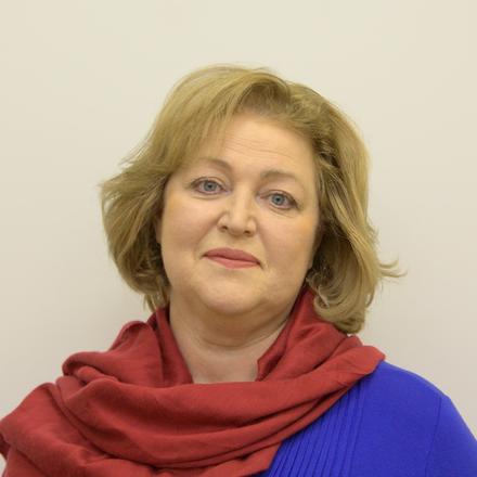Irina Tverdokhlebova