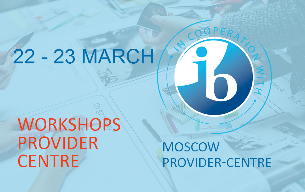 The IB workshops in March