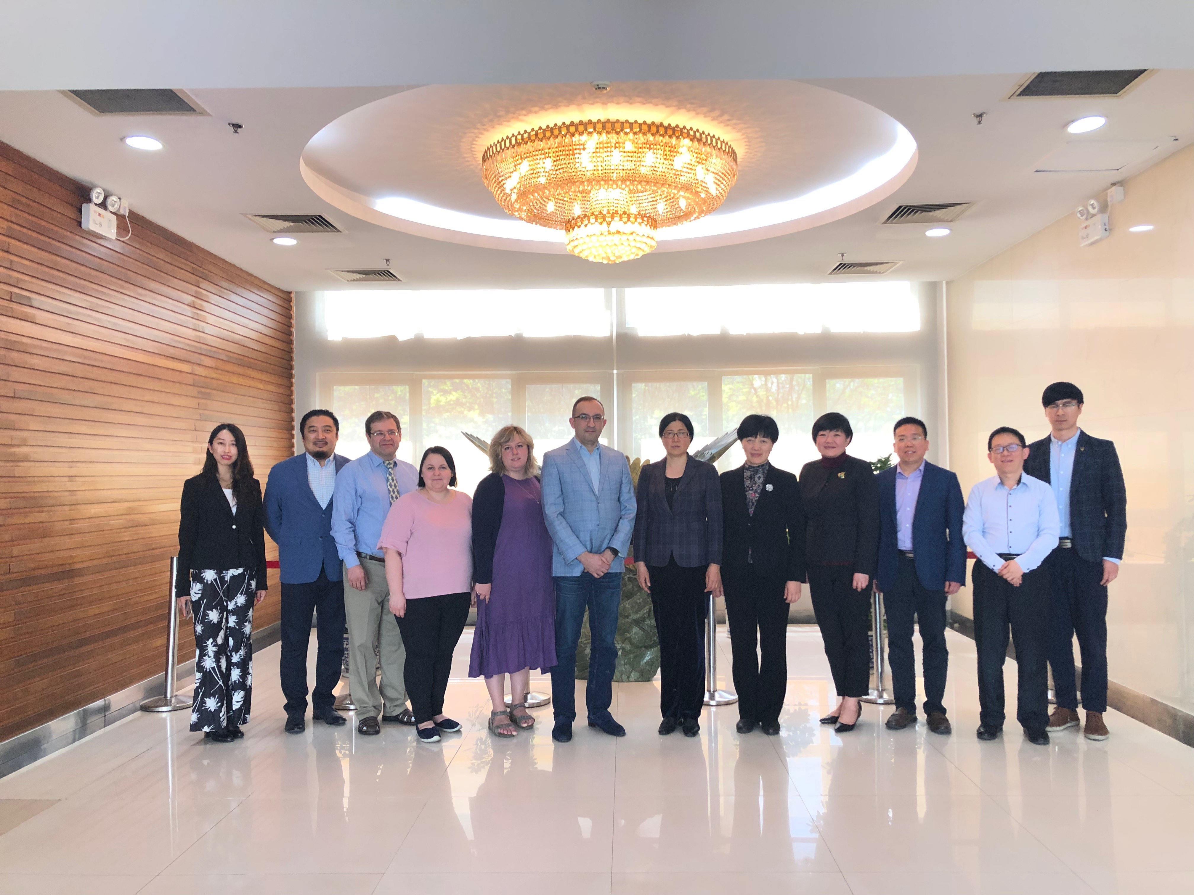 MCU delegation fostering cooperation with China