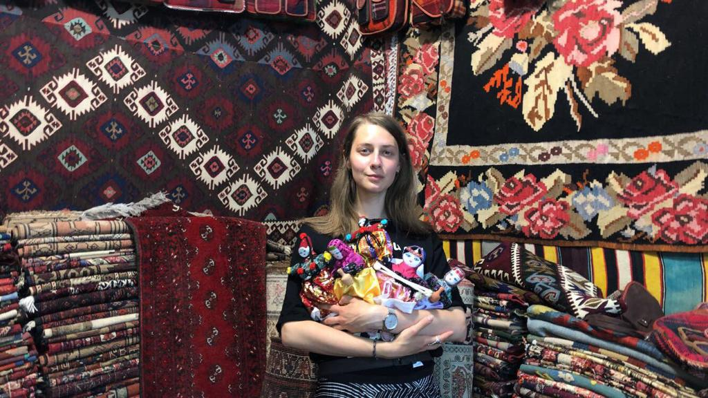 Liza Ovchinnikova on studying in Turkey