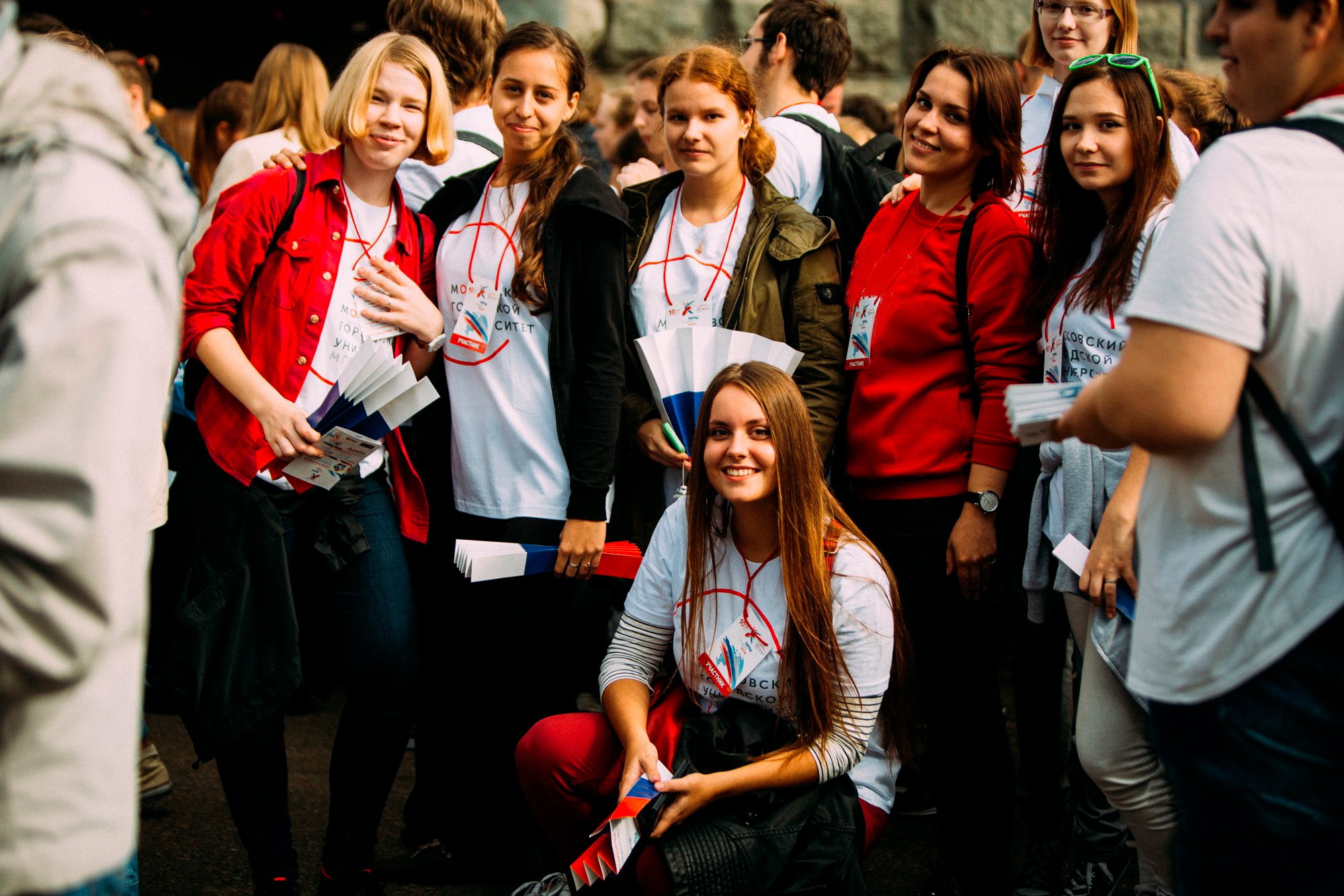 MCU at the Moscow's Student Festival