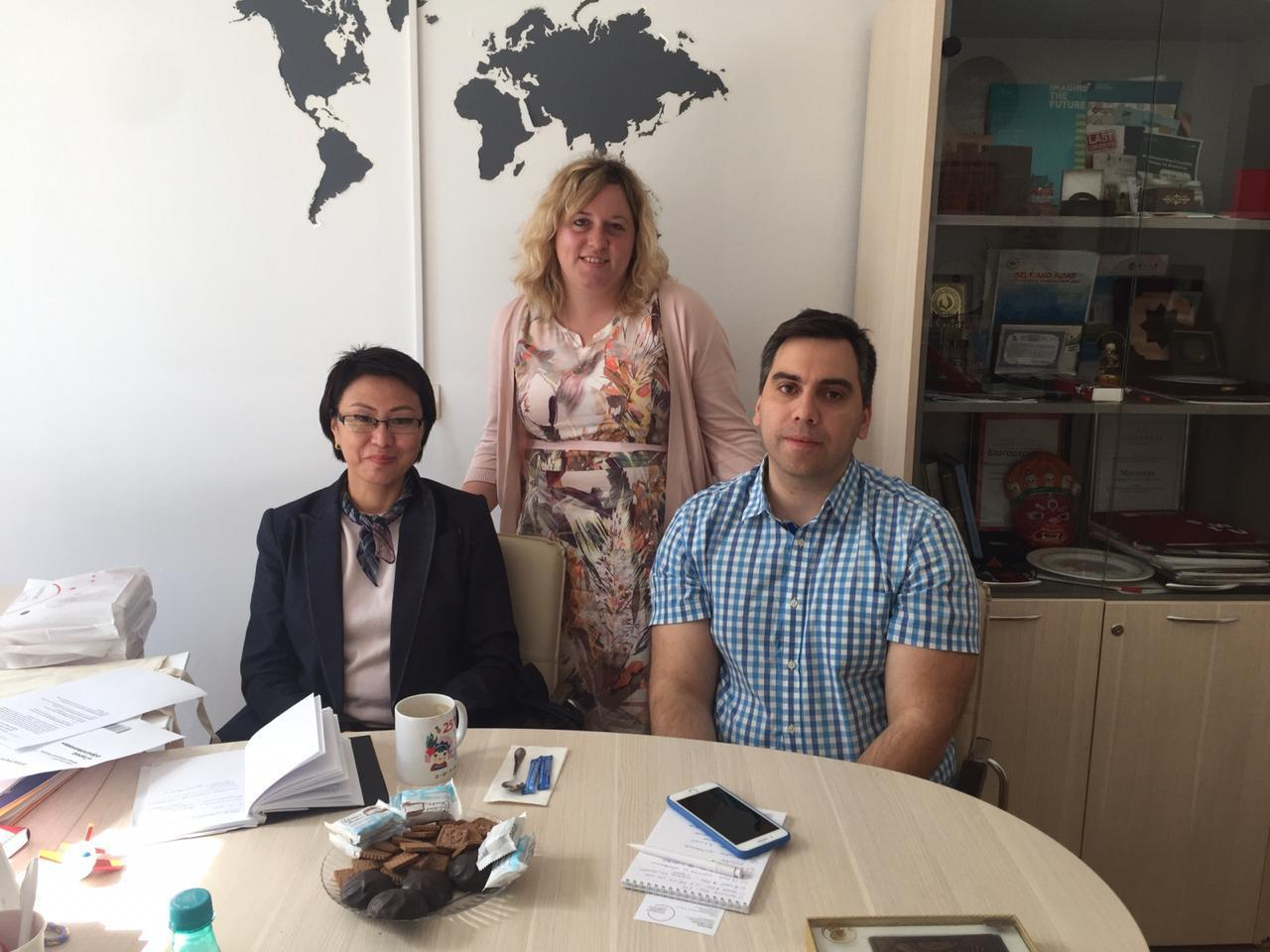 MCU and Abai University: enhancing cooperation