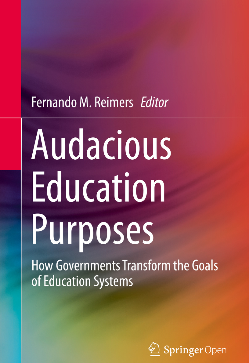 Audacious Education Purposes – one of the top requested new books on education