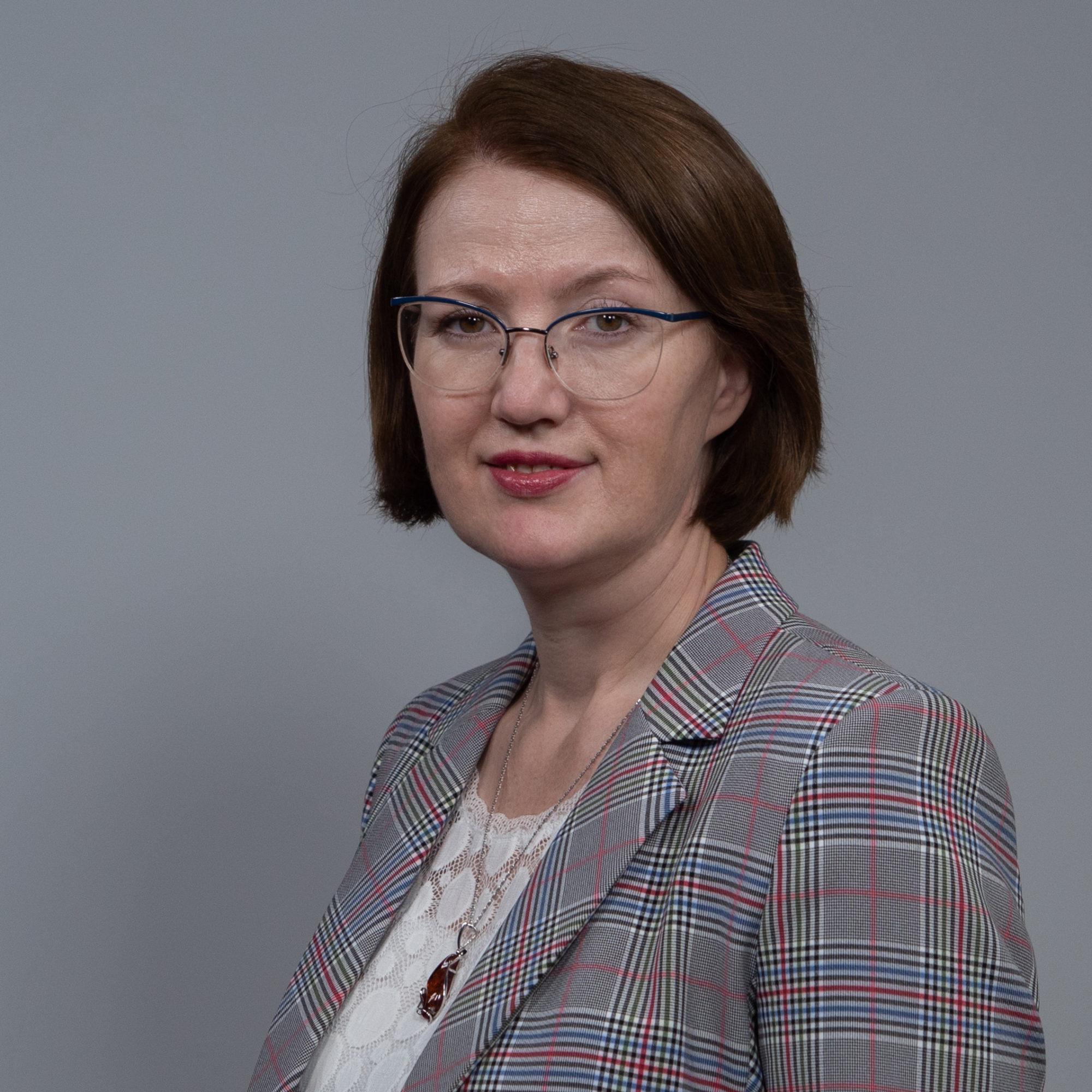 Olga Klyuchko