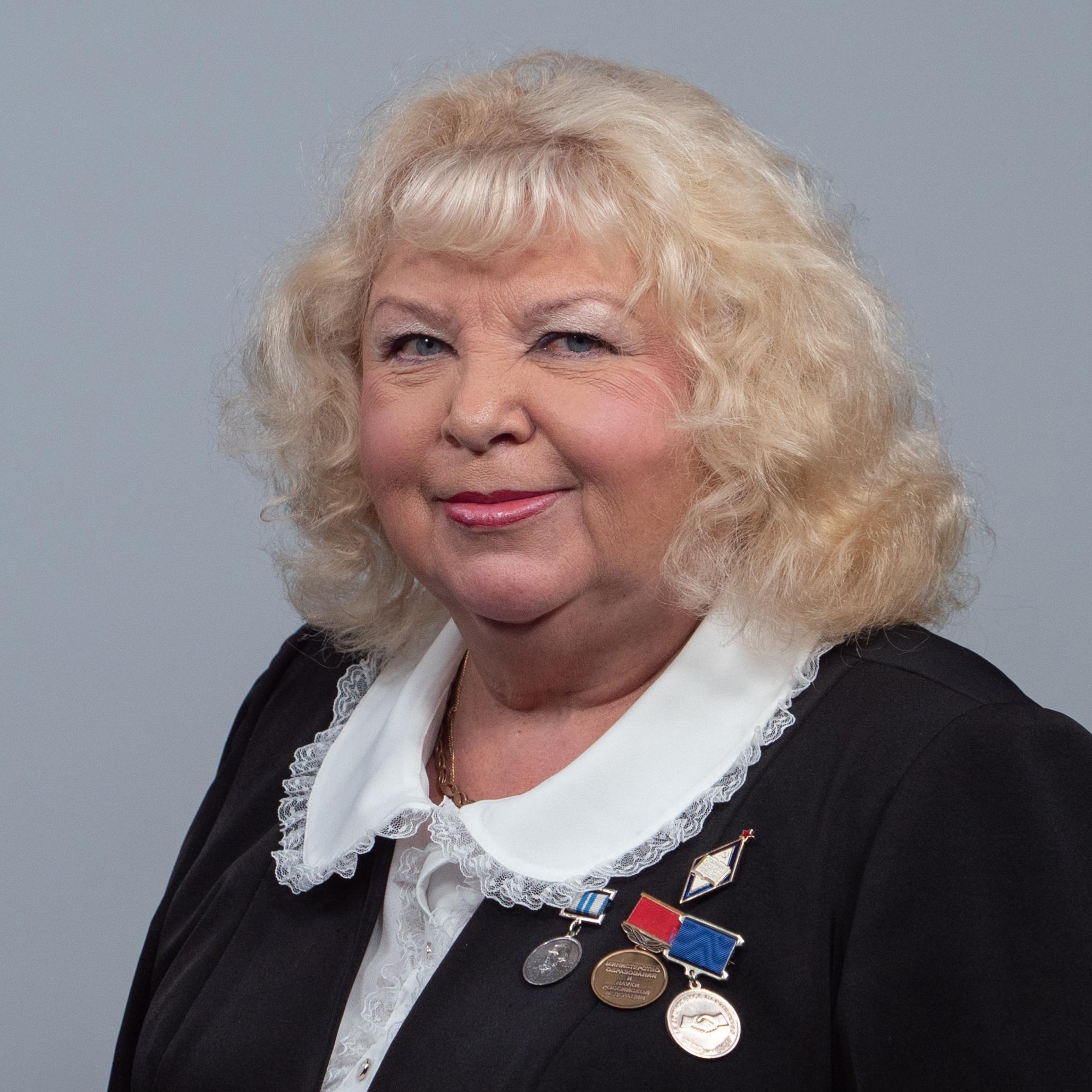 Tatiana Masharova