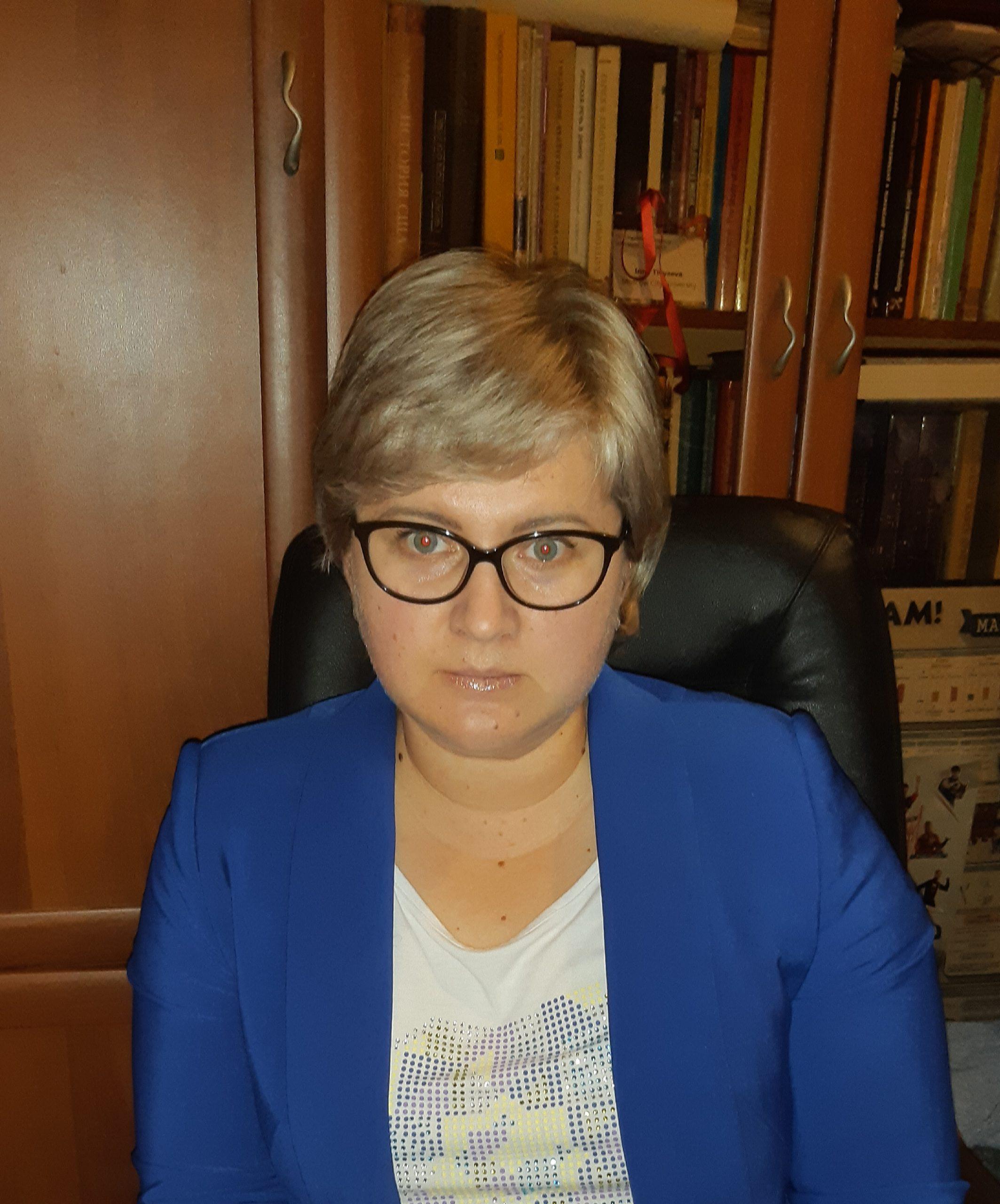 Irina Tivyaeva