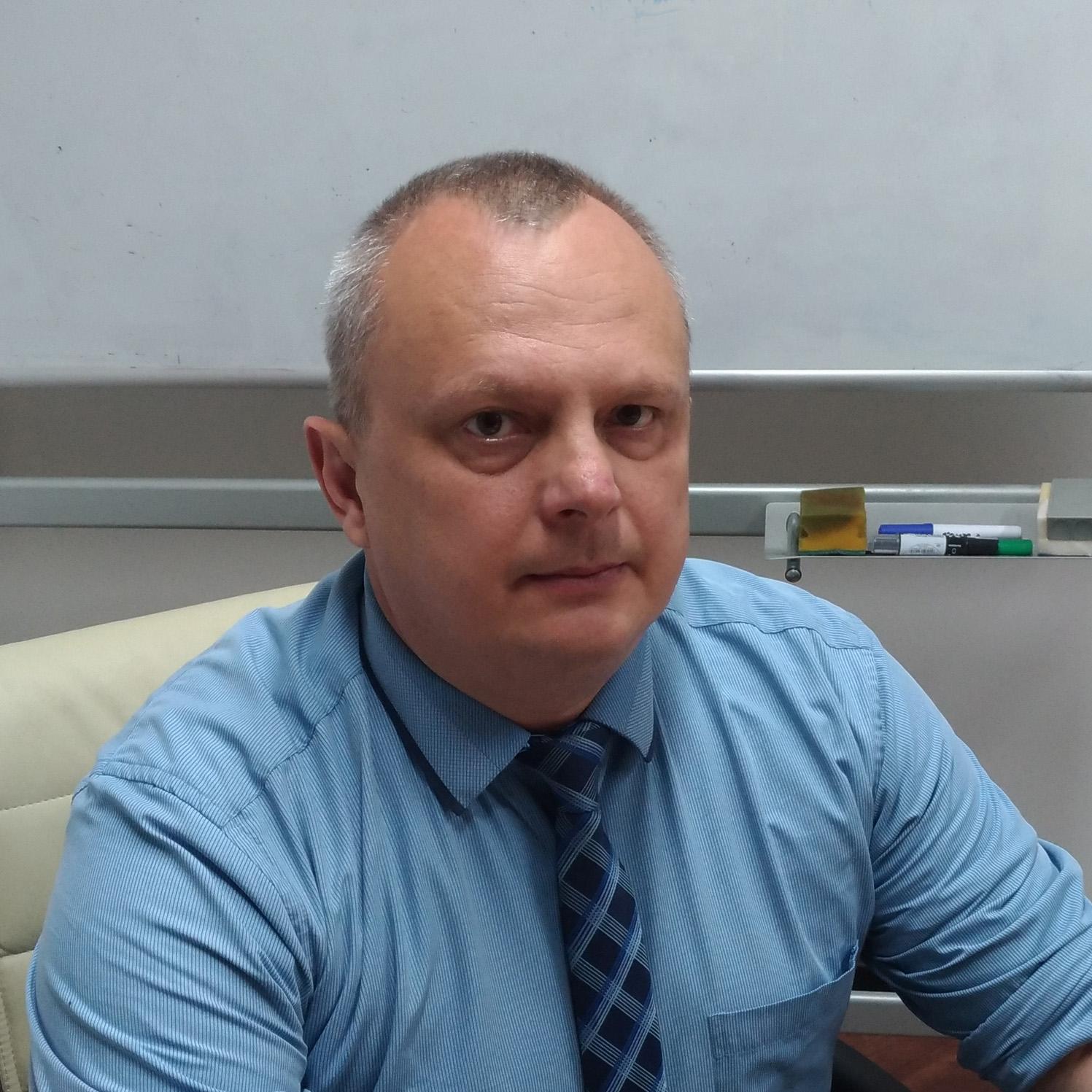 Igor Vostroknutov