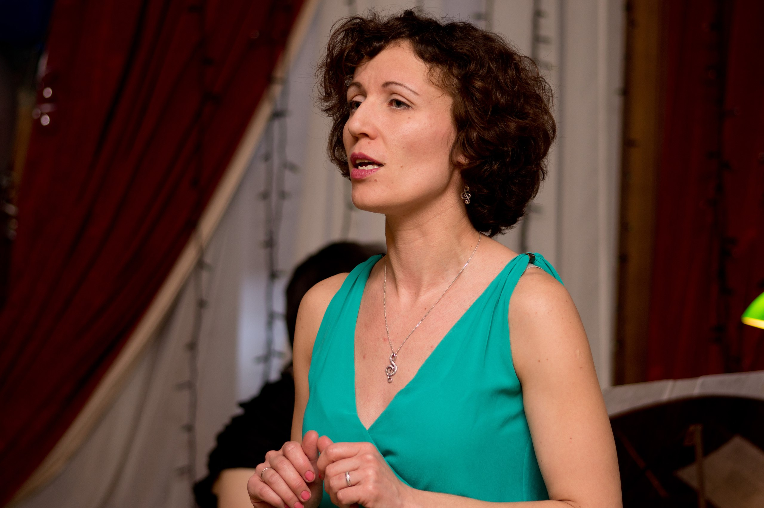 Tatiana Kazakova on her passion for music
