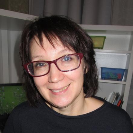 Svetlana Valikzhanina