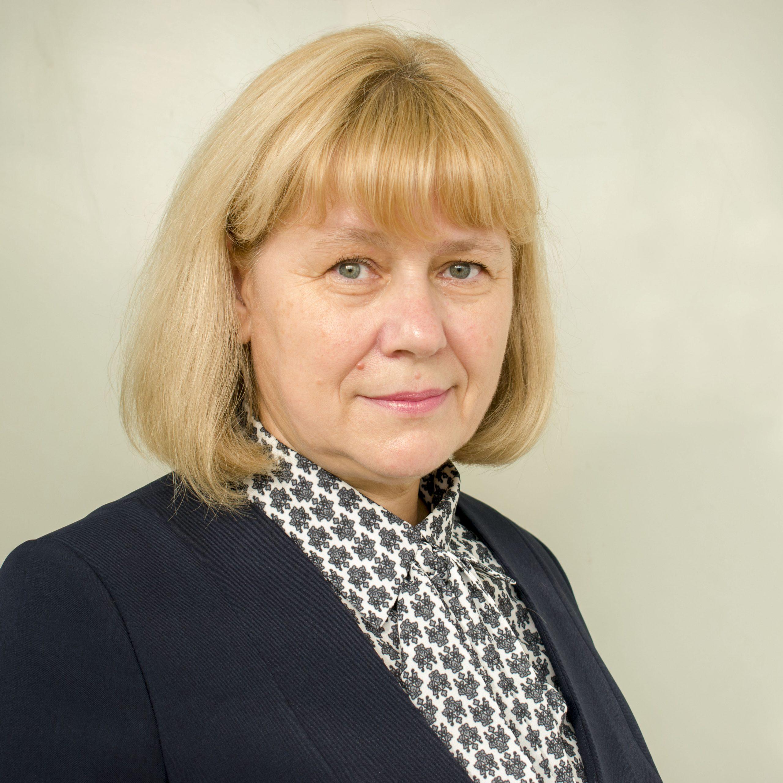 Marina Pustovit