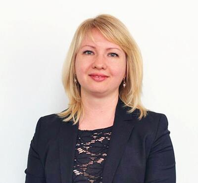 Irina Vinogradova