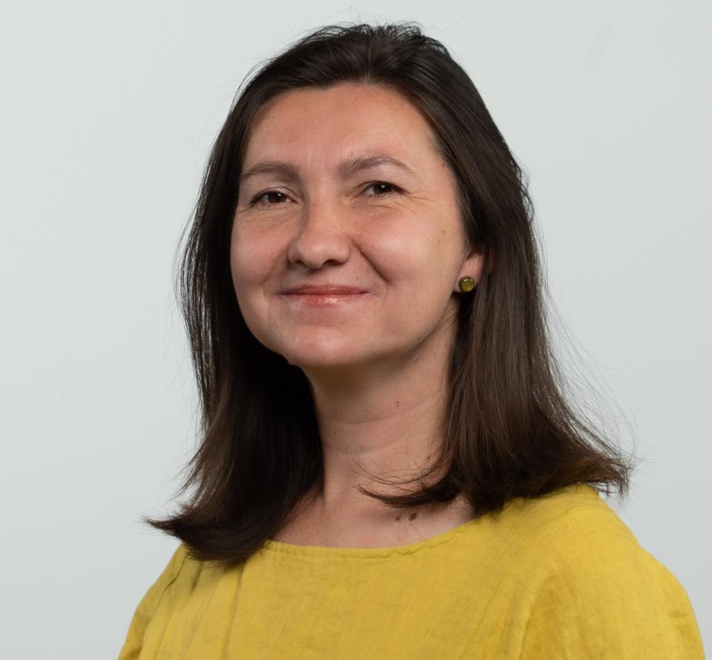 Olga Kholodova