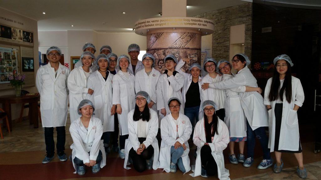 students medics