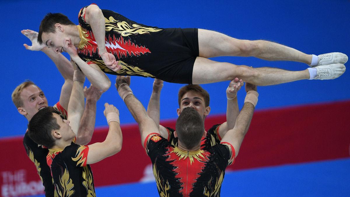 MCU students won the Aerobic Gymnastics World Championships