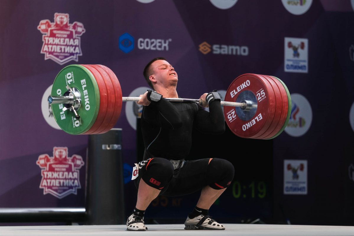 MCU student breaks the national record