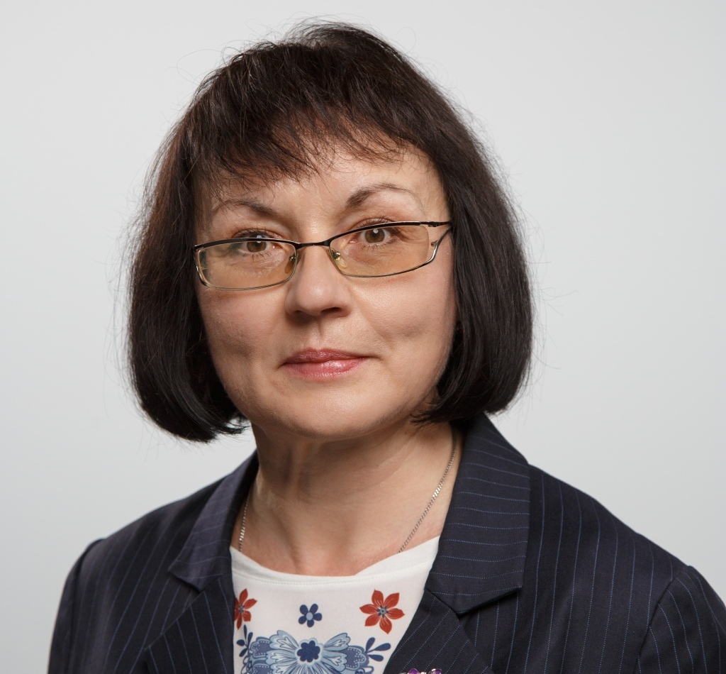 Lyudmila Bychkova