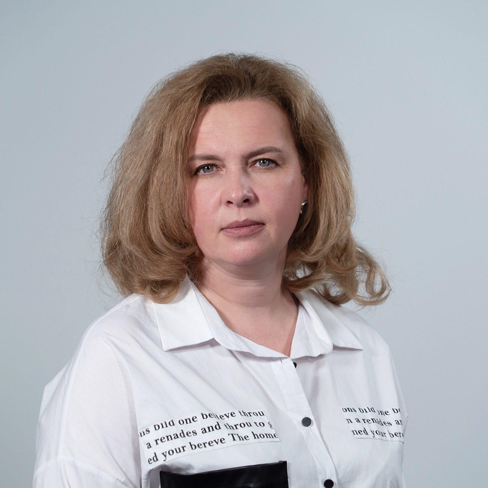 Olga Ustyugova