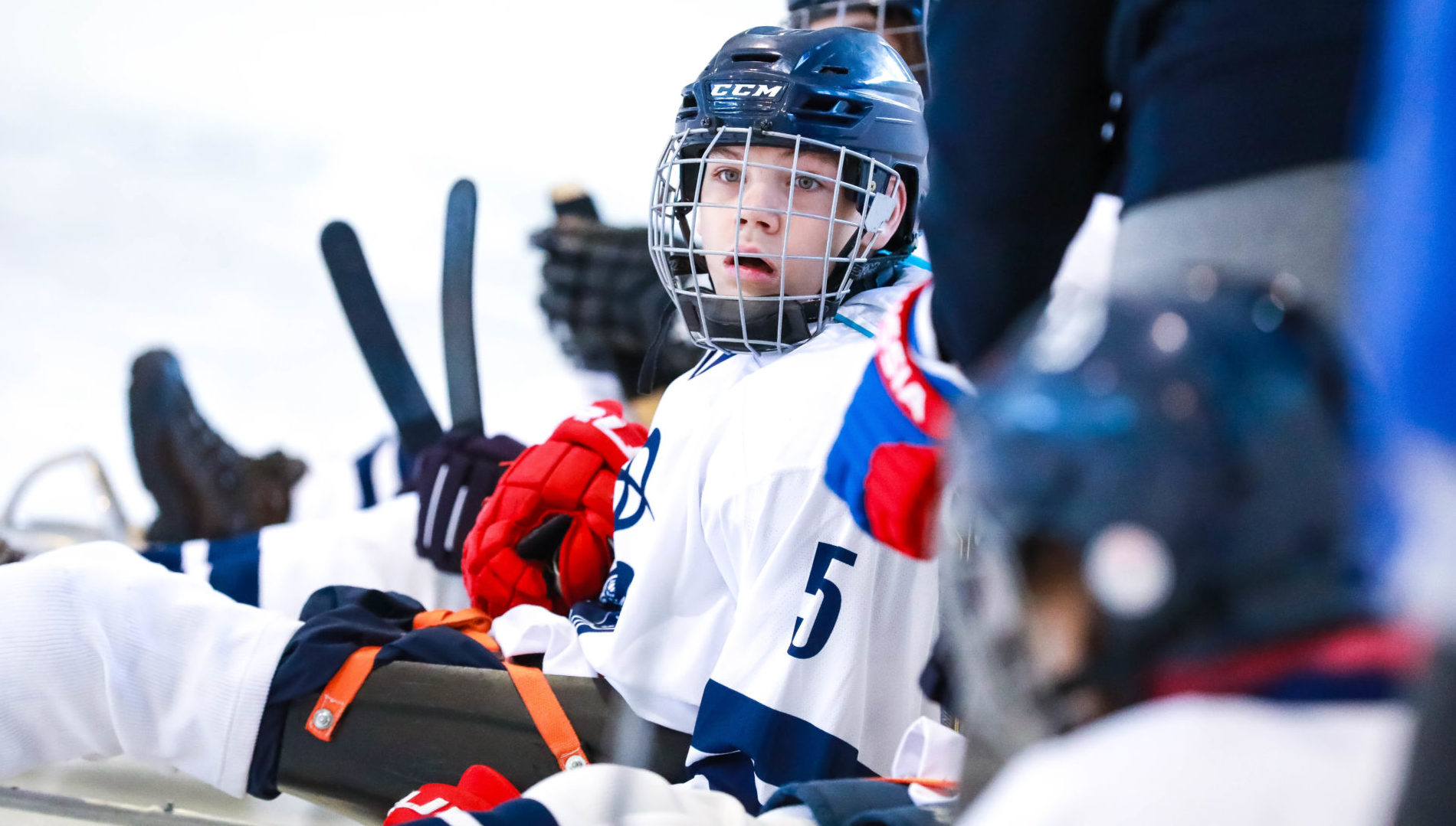 MCU researchers studied the influence of hockey on child development